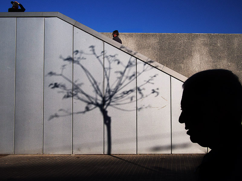 Sakis Dazanis - Street Photographer from Greece