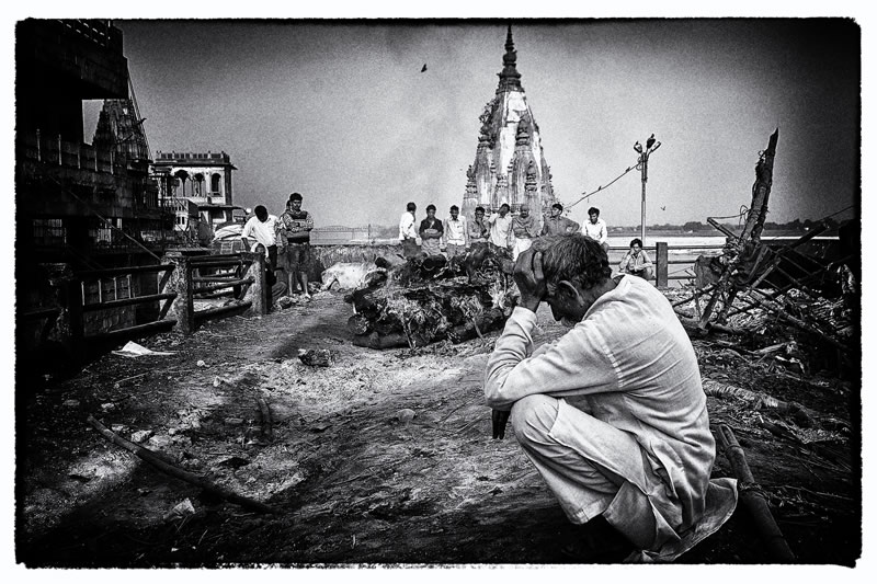 The Last Stop before Salvation - Photo Story By Debiprasad Mukherjee