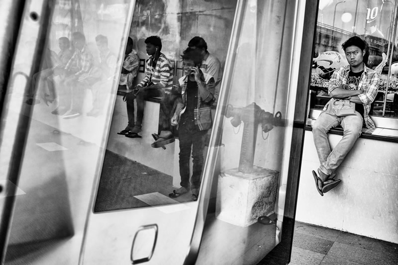 The Others - Street Photography Series By Sai Htin Linn Htet