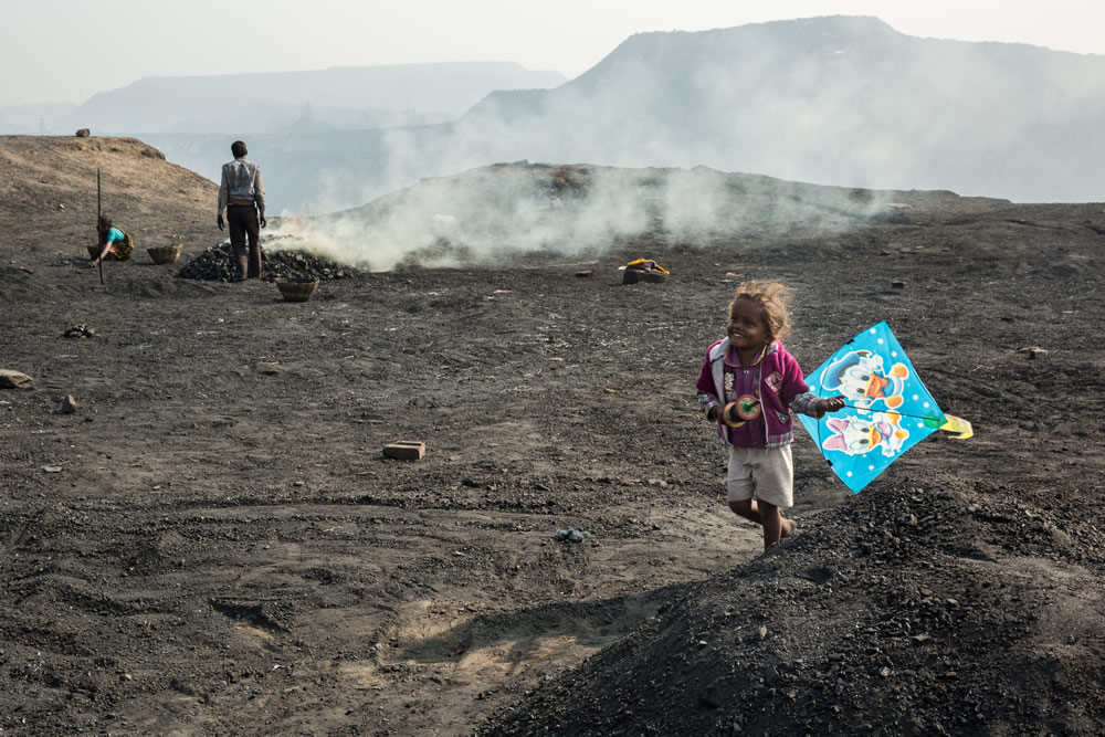 Will the fire ever stop? - Photo Story By Egyptian photographer Walaa Alshaer