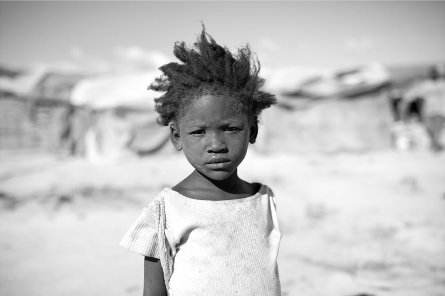Portraits Of The World - A Life Travel And A Portrait Series By Vincent Karcher