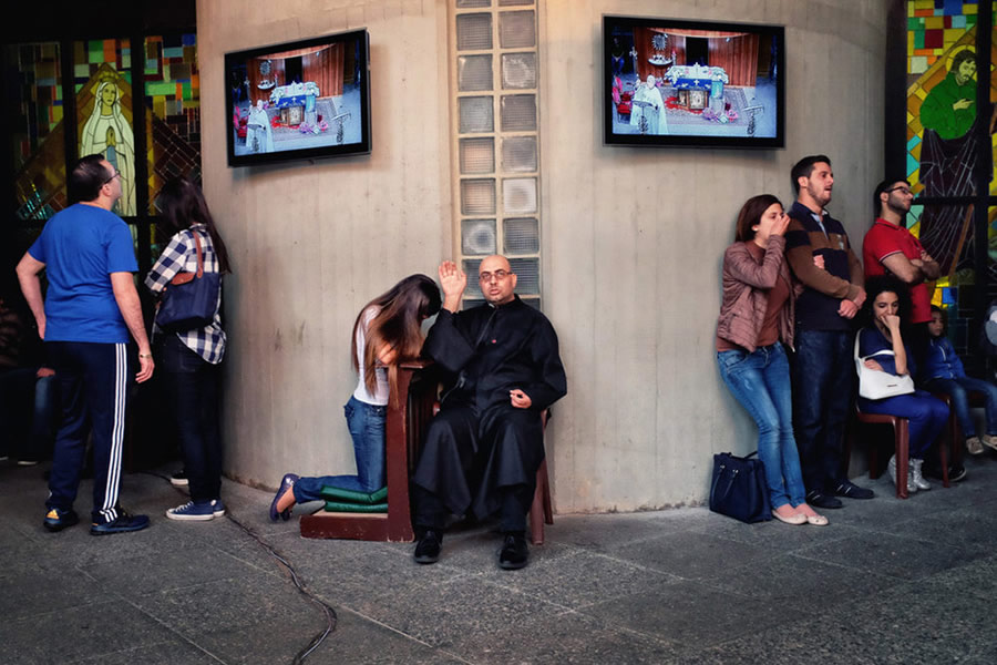 Fadi BouKaram - Street Photographer From Lebanon
