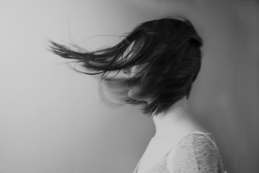 Marianne's Dream - Photo Series By Andreas Kamoutsis