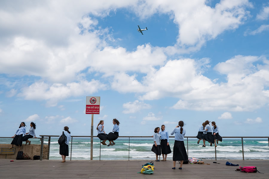 Tel Aviv - Street Photography and the art of composition photos