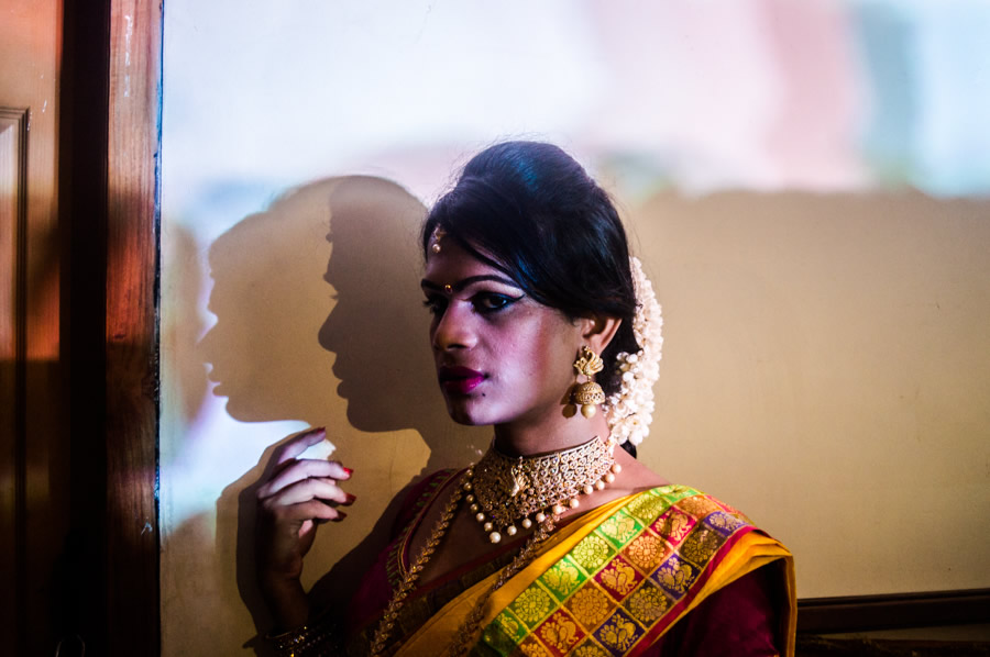 Miss Koovagam: Transgenders Ramp Walk Show - Photo Series By Vijayaraj PS