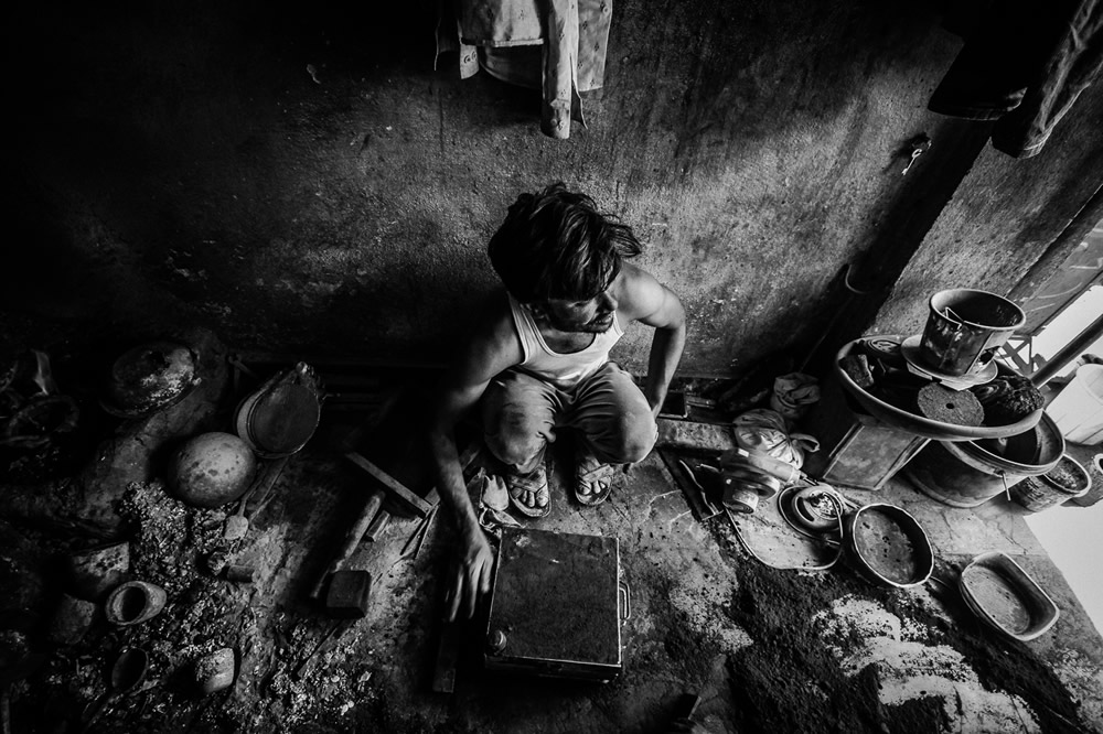 A Tale Of Soil And Silver - Photo Series By Ujjal Dey & Mangalika Ghosh