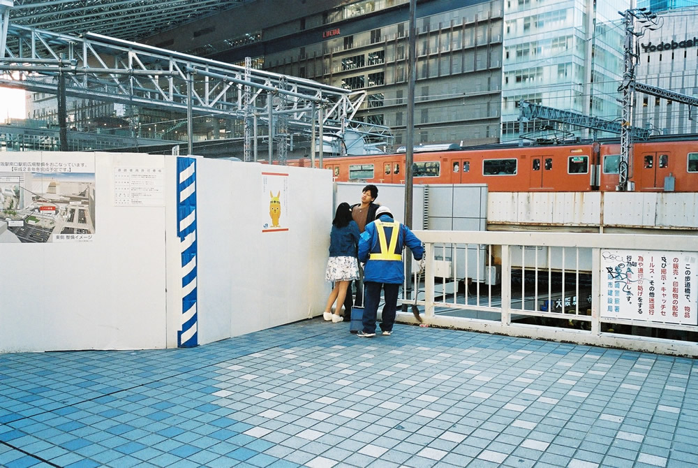 Hidden - Street Photography Series By Japanese Photographer Ryosuke Takamura
