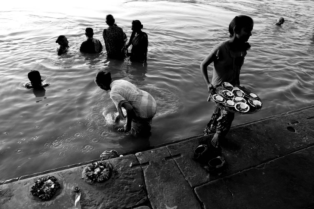 Varanasi: A Sacred City - Photo Series By Nilanjan Ray
