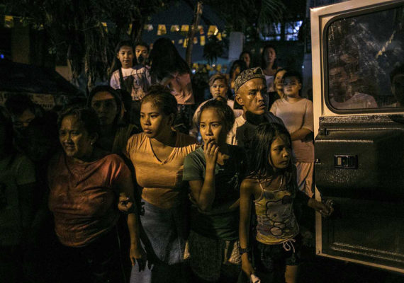Philippines War On Drugs – Photo Story By Linus Escandor II
