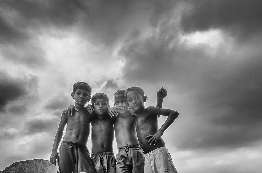 Gone With The Wind - Photo Series By Bangladesh Photographer Abu Rasel Rony