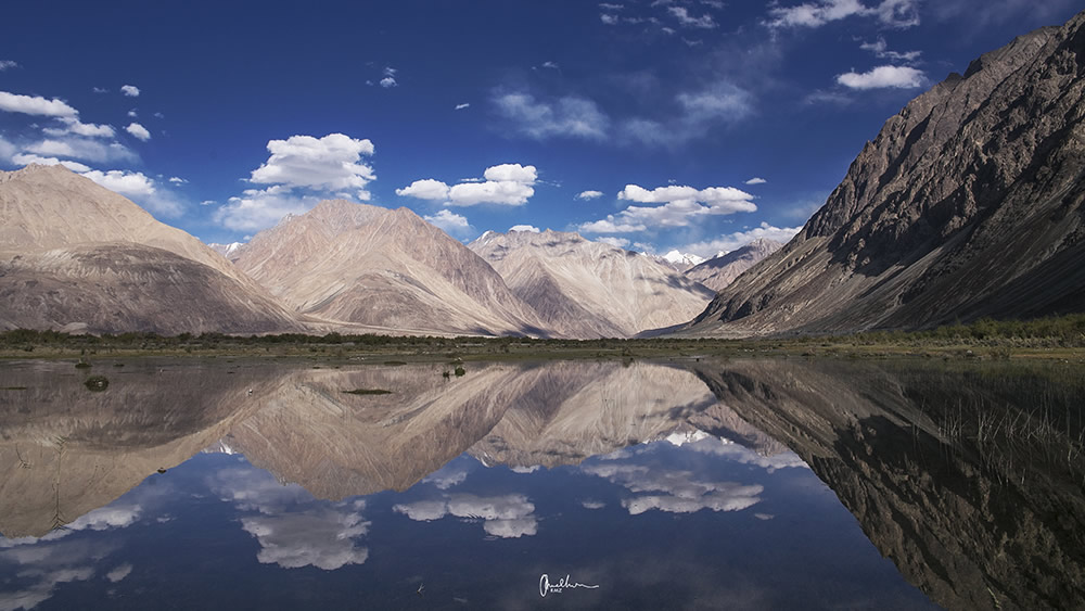 Mountains, Experiences, Ladakh – Photo Series By Robins Mathew