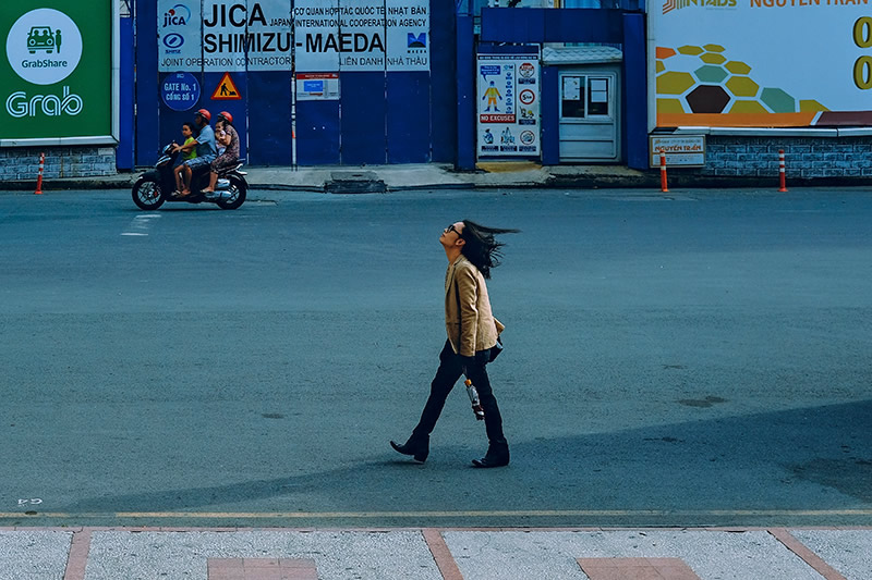 Pass By The City - Photo Series By Vietnam Photographer Dang Nguyen