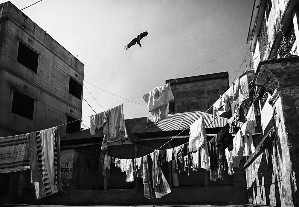 Black and White Street Photography Series By Bangladeshi Photographer Abu Rasel Rony