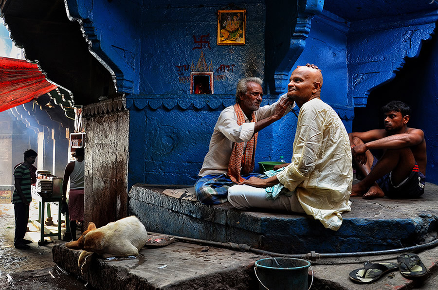Hard Working Life - Photo Series By Indian Photographer Shibasish Saha