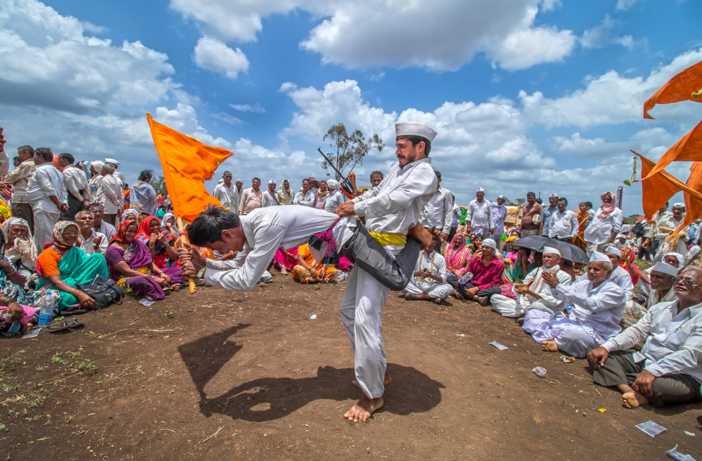 Palkhi Festival - Photo Story By Indian Photographer Mahesh Lonkar