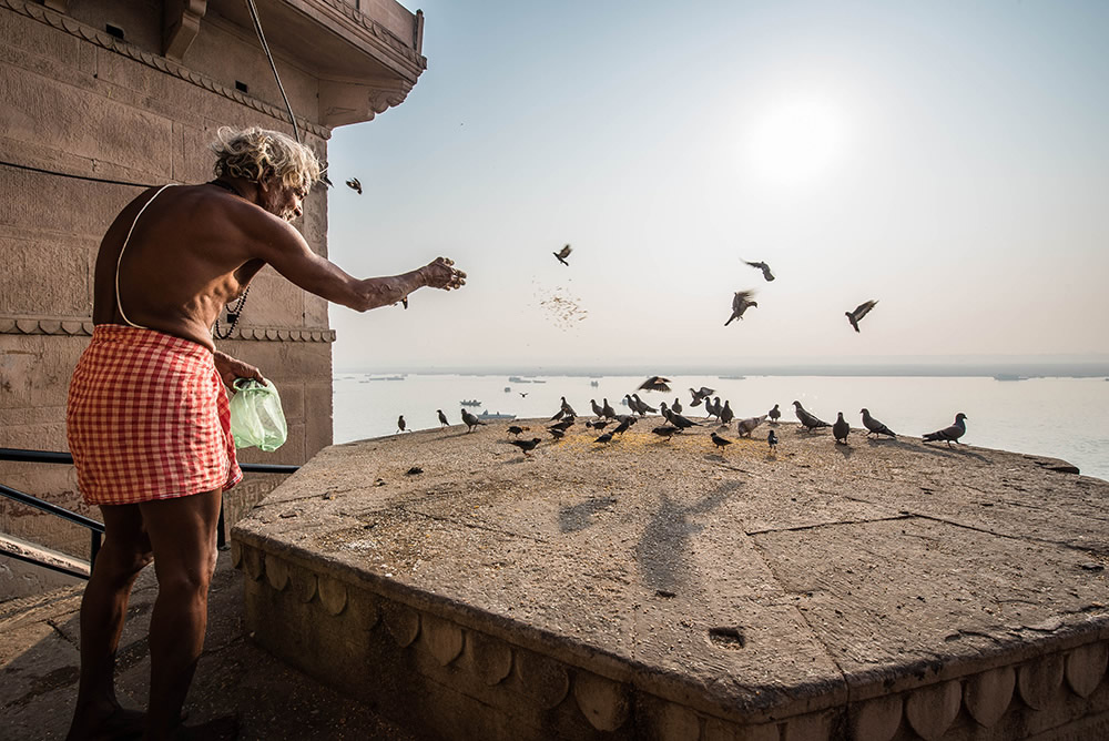 Varanasi - The City of Lights: Photo Series By Indian Photographer Shreenivasa Yenni