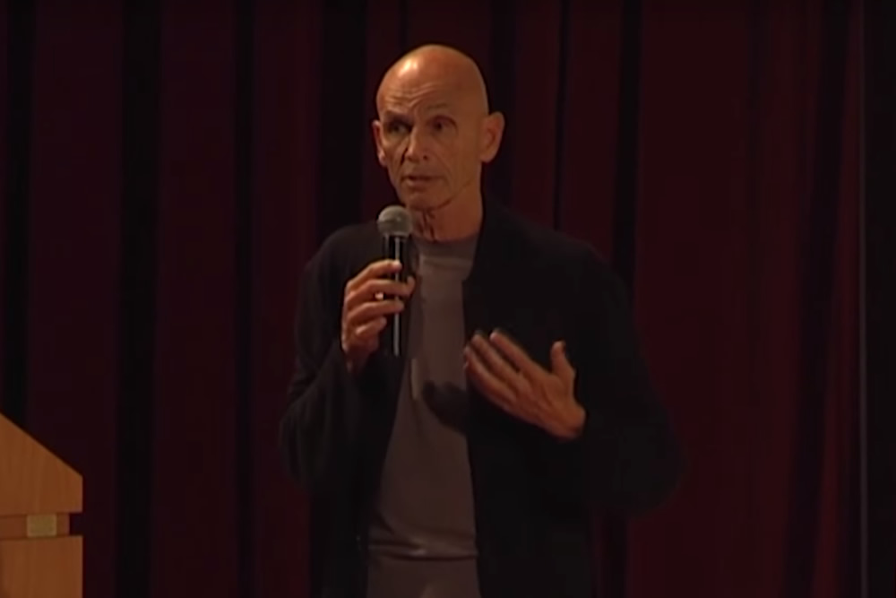 An Inspiring Talk By Master Photographer Joel Meyerowitz About His Photography Journey