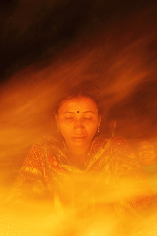 The Face of Faith: Photo Series By Indian Photographer Prashanta Hridoy