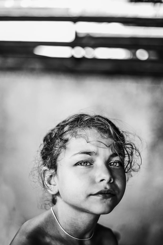 "HONORABLE MENTION – ""Her name is Silver"" by Angeliki Angelopoulou, Cyprus"
