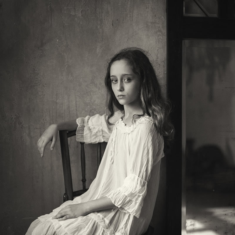 "HONORABLE MENTION-""Darina"" by Evgeny Matveev, Russia"