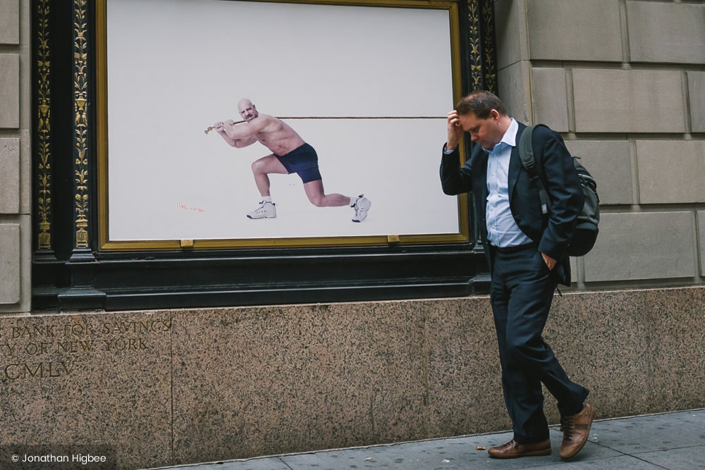 Interview With New York Street Photographer Jonathan Higbee