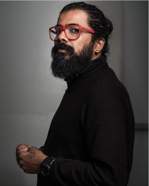 Interview With Indian Fine-Art Photographer Santosh Korthiwada
