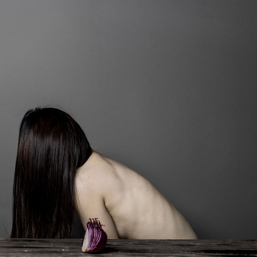 Self-Love: Photographer Hsin Wang Deeply Captured Her Feelings About Romantic Relationships