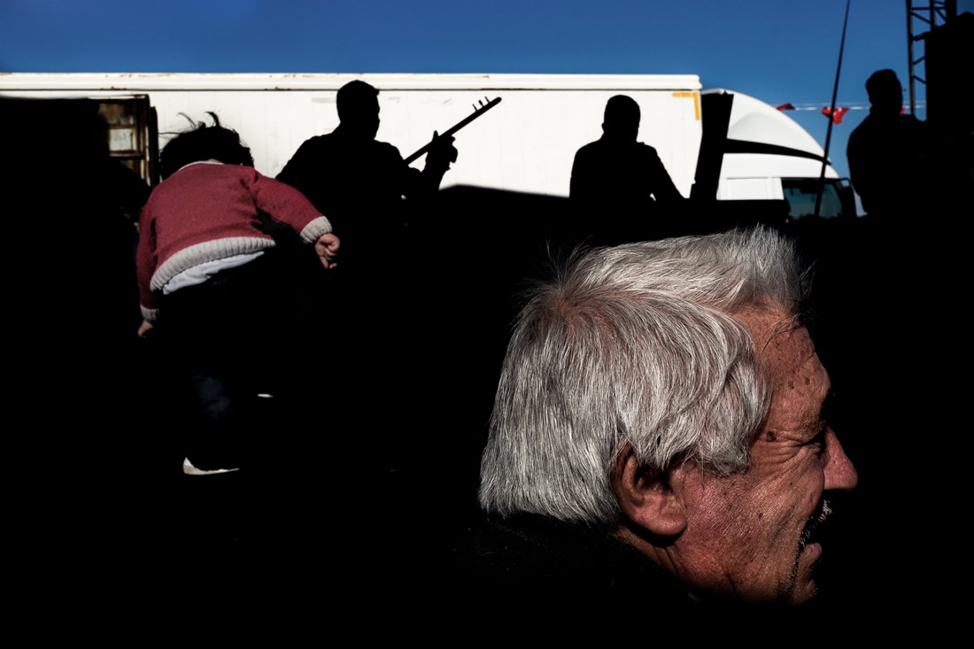 Interview With Turkish Street Photographer Ilker Karaman