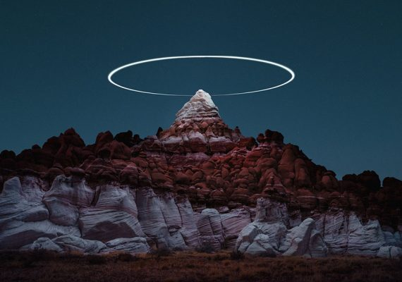 Photographer Reuben Wu Uses Drones To Capture Mountain Halos, And The Result Is Out Of This World