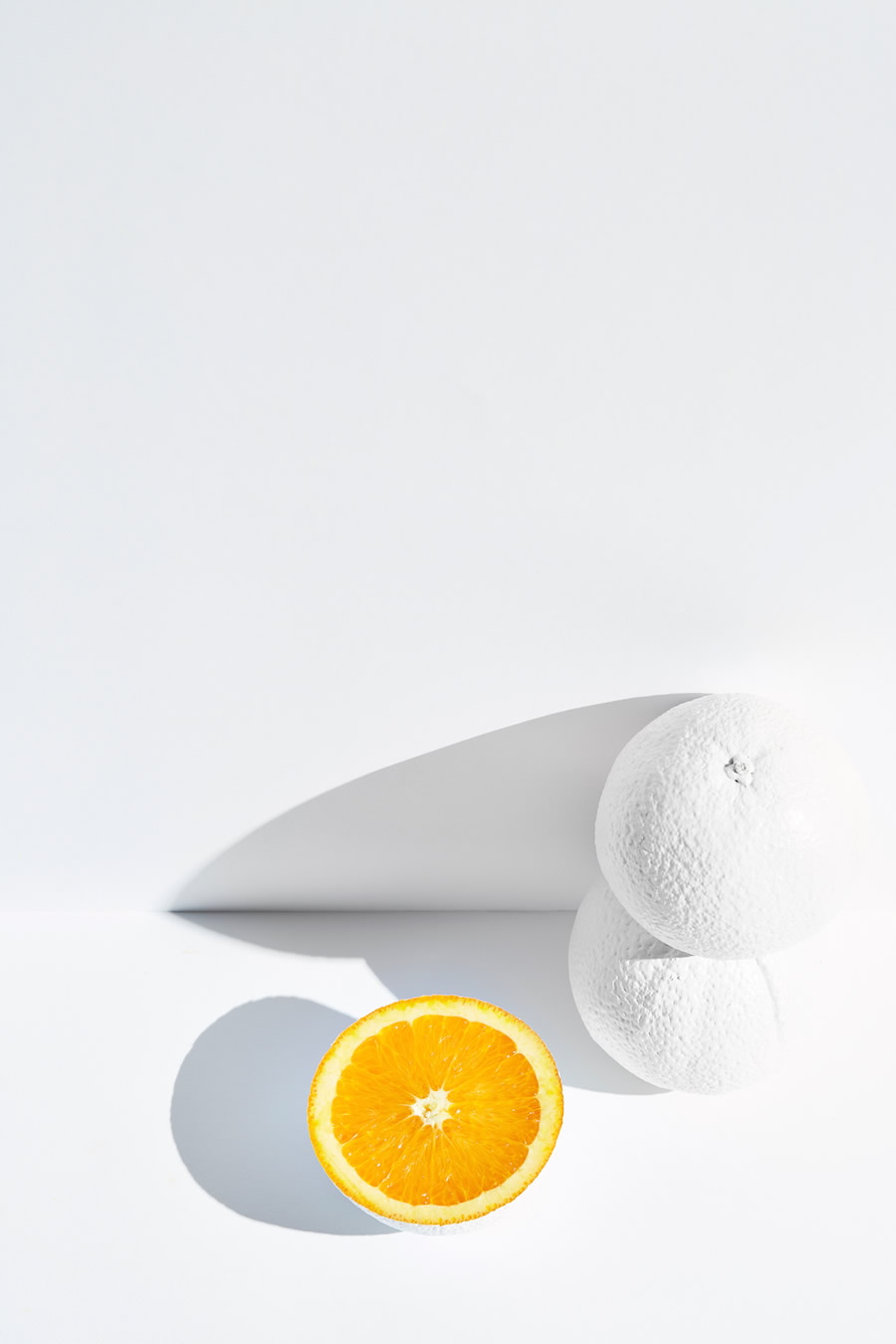 White: Creative & Conceptual Food Photography By Benito Martin And Gemma Lush