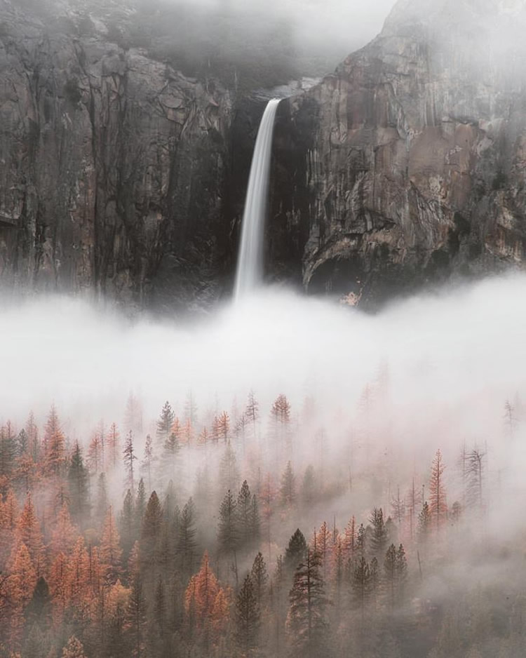 A Journey Guided By The Elements: Beautiful Landscapes By Benjamin Everett
