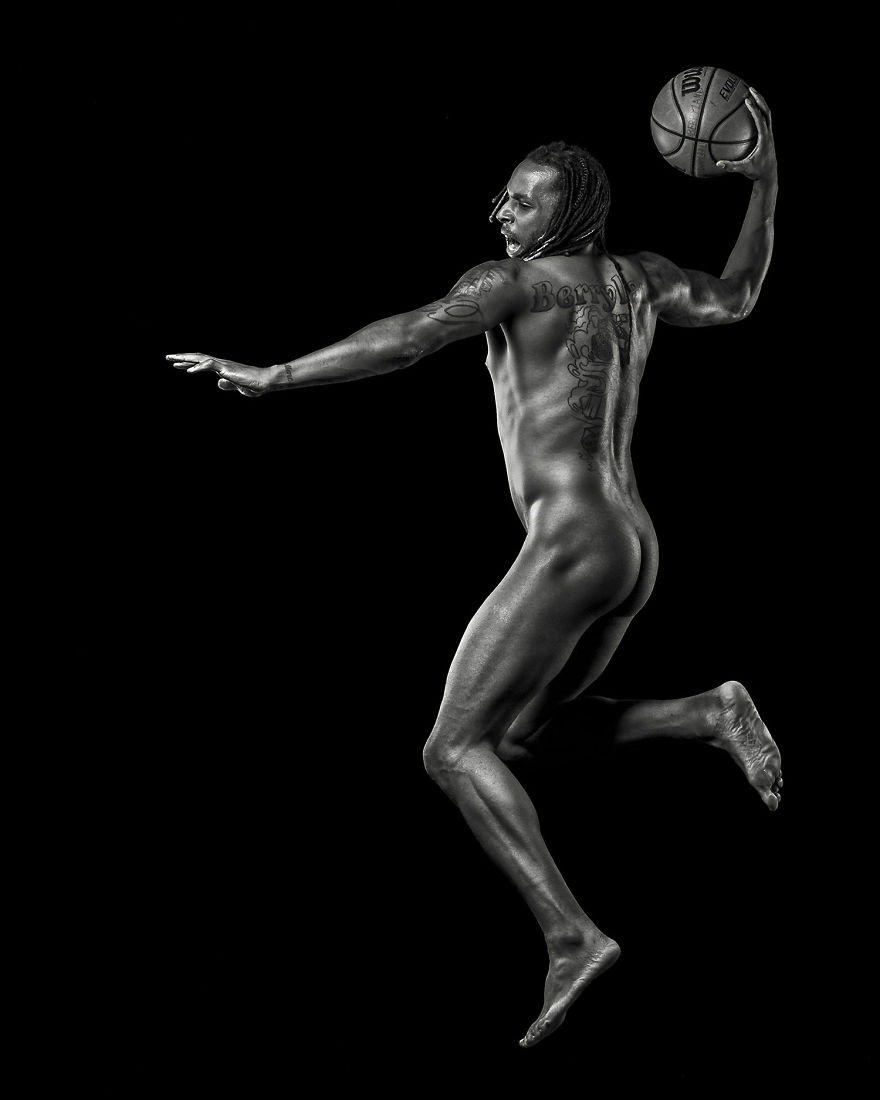 Photographer Mark Ruddick Explore The Strength, Flexibility, And Power Of Human Body In His Portraits