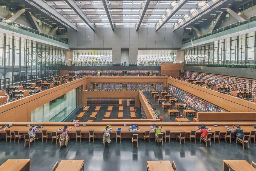 #14 National Library Of China, Beijing
