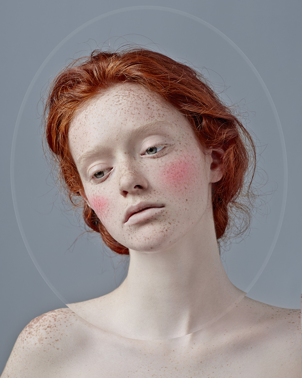 Fantastic Fine-Art Portrait Photography By Kristina Varaksina