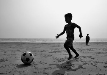Spirit Of Football: Photo Series By Indian Photographer Sashi B Das