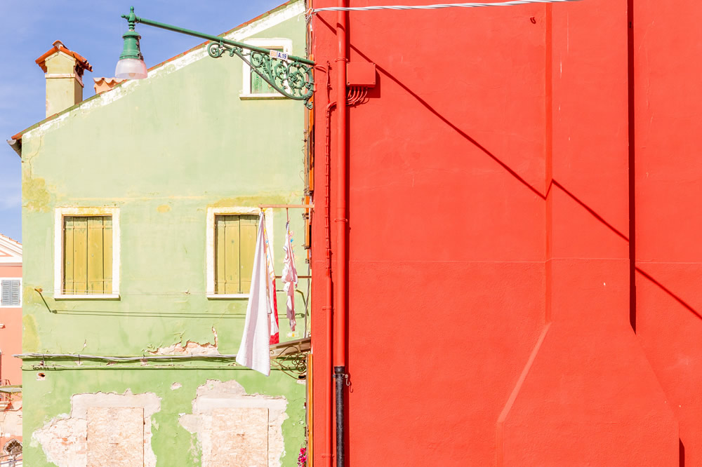 Incredible Photographs Of Venetian Island Of Burano By Tania De Pascalis