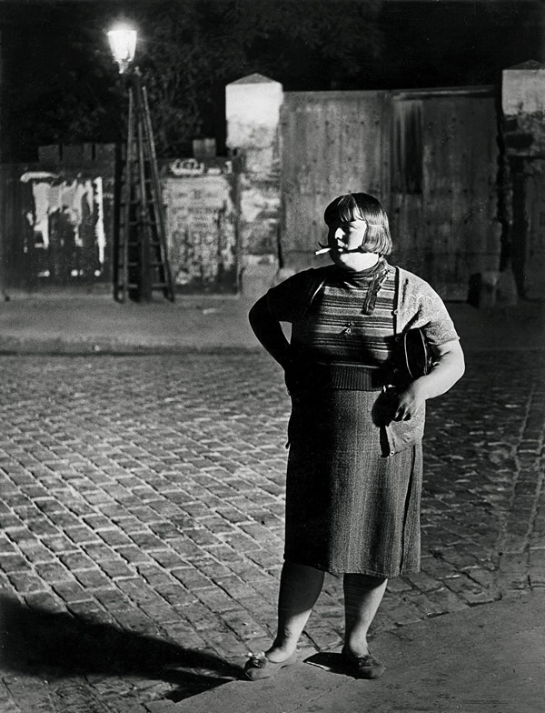 Brassai (Gyula Halasz) - Inspiration From Masters Of Photography