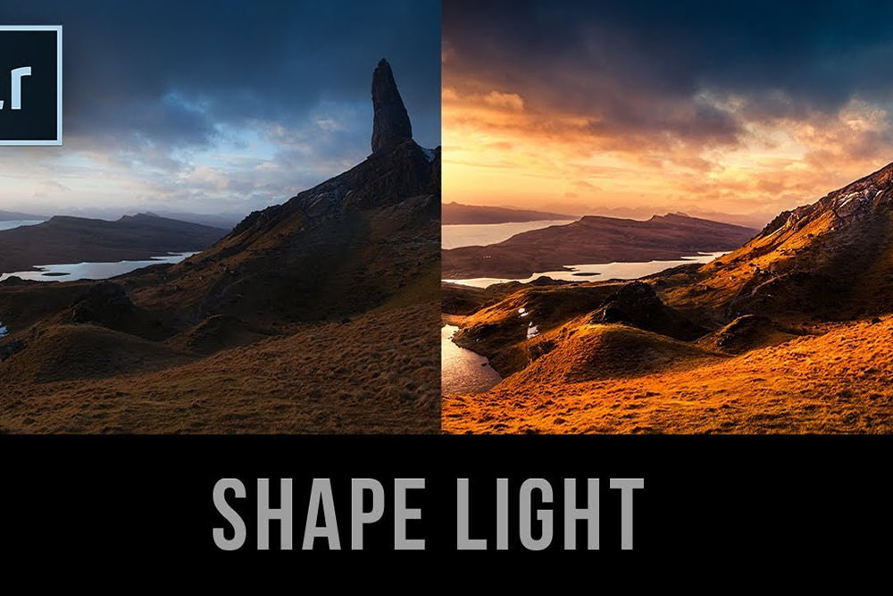 How To Shape The Light and Mood Using Adjustment Brushes In Lightroom