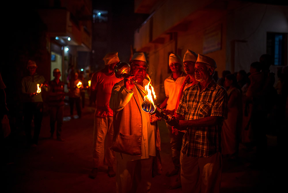 Jejuri - Somvati Amavasya Festival: Photo Story By Indian Photographer Mahesh Lonkar