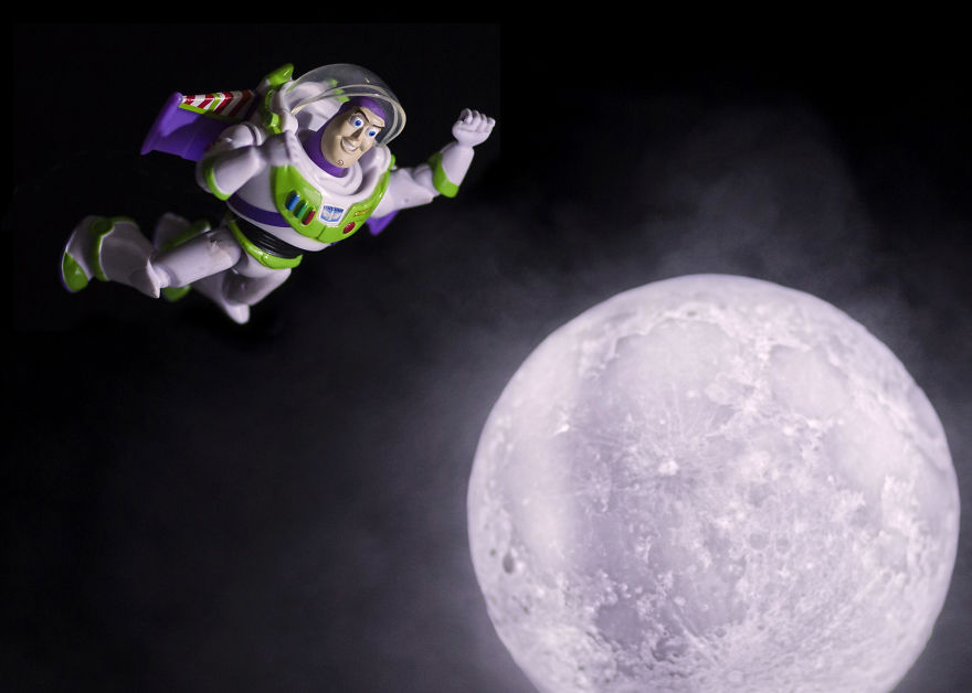#19 Buzz Lightyear's Dream
