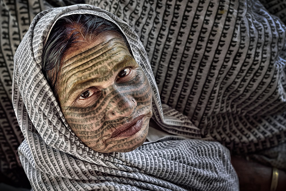 Wrapped With Faith: Photo Series By Indian Photographer Tania Chatterjee