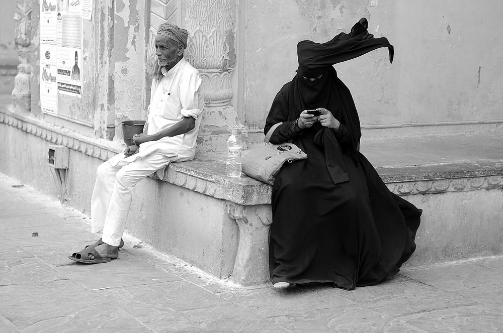 An Inspiring Interview With Indian Street Photographer Udai Singh