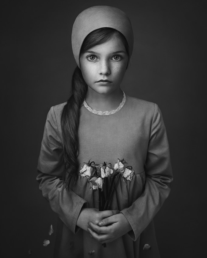 3RD PLACE: When the flowers die by Lisa Visser, UK