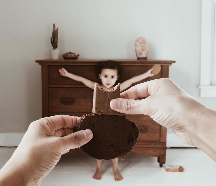 Beautiful Mom Brenda Stearns Captured Her 5 Kids In A Creative Way
