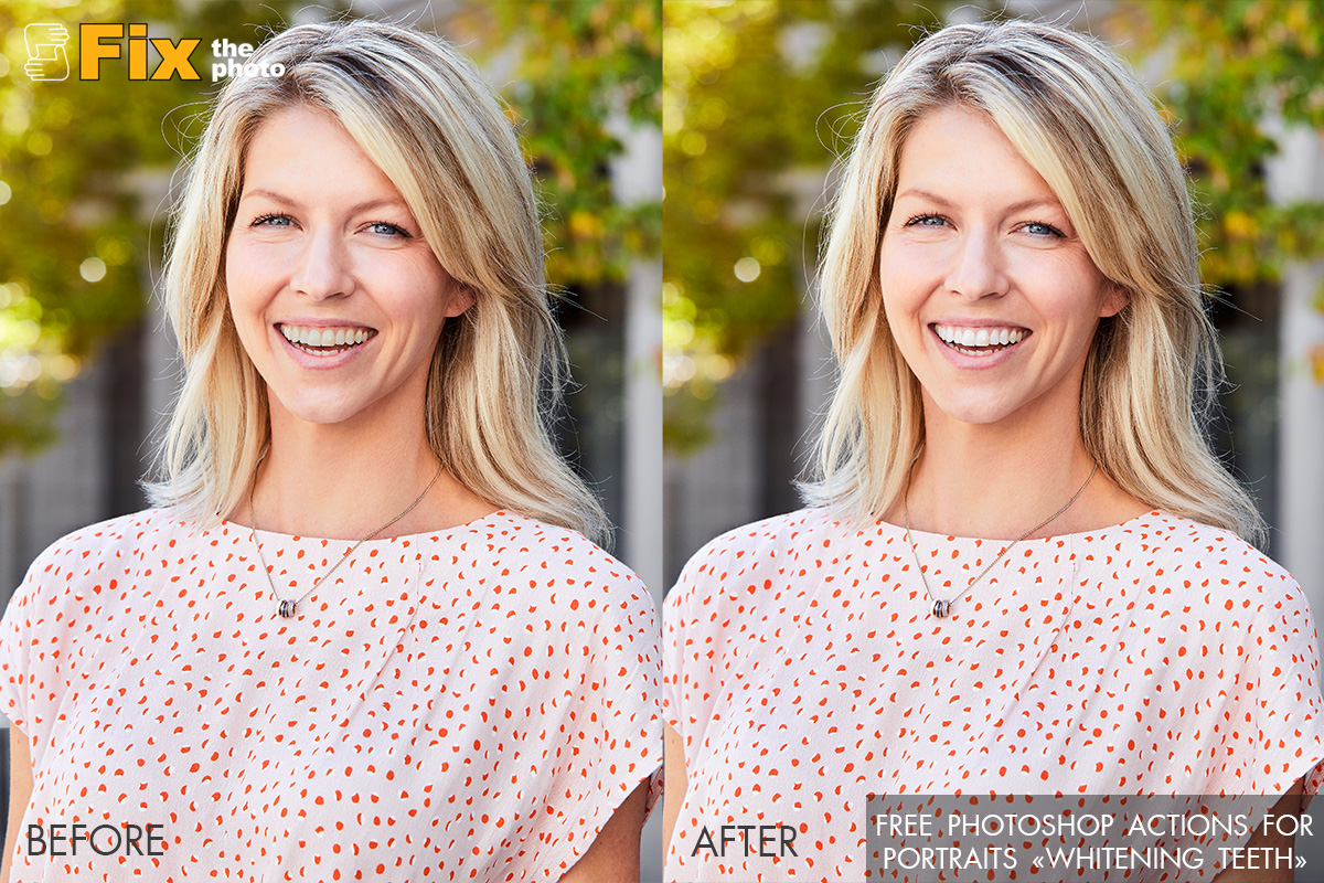 Free Portrait Photography Photoshop Actions
