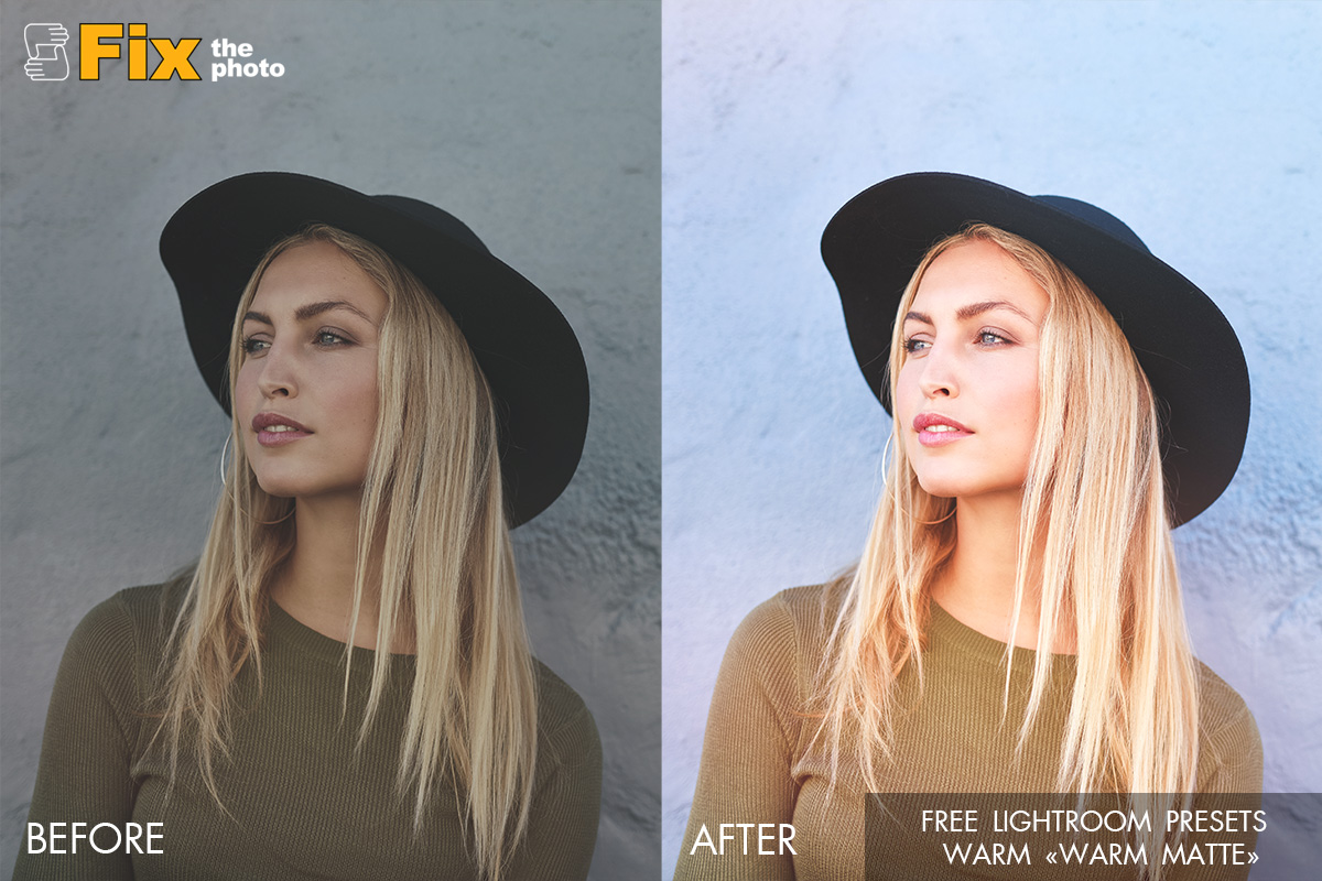 Free Lightroom Presets for Beginning Retouchers