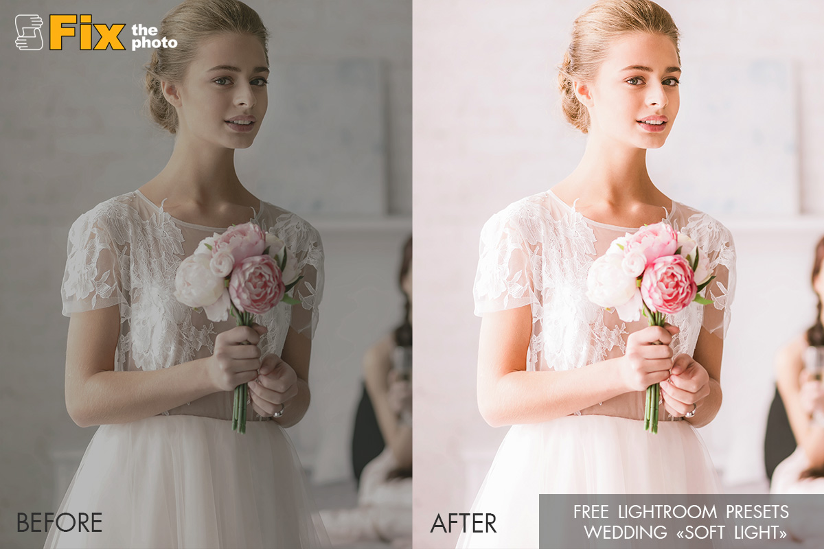 Free Lightroom Wedding Presets