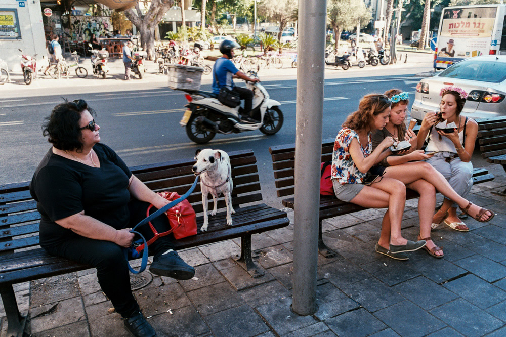 Fantastic Interview With Israeli Street Photographer Sagi Kortler