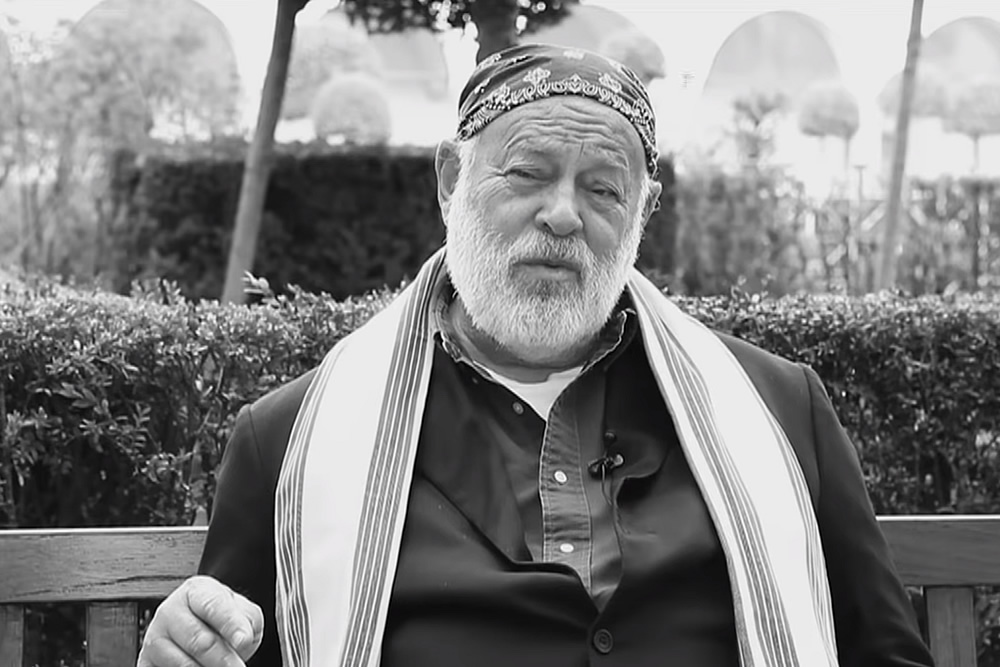 Master Photographer Bruce Weber Talking About His Photography Journey