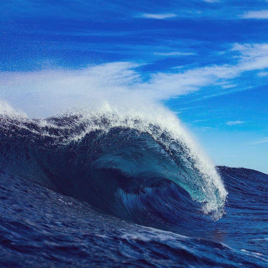 Best Ocean Photos Captured By Australian Photographer Matt Burgess